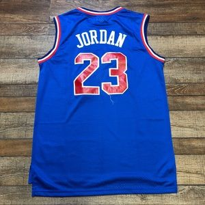 best website 351ab 9b0d6 Michael Jordan All Star / Bulls Retro NBA Jersey